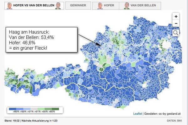 grüne Flecken_Haag am Hausruck